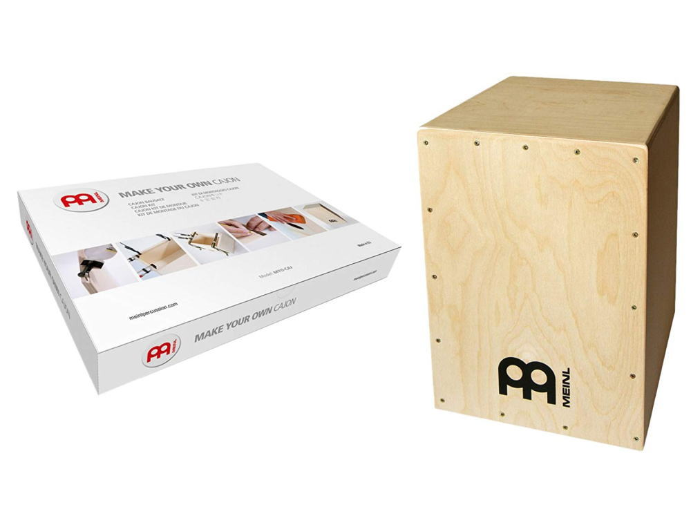 【送料無料】MEINL Percussion マイネル カホン DIYキット Make Your Own Cajon MYO-CAJ